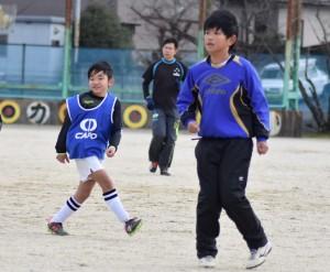 3サッカーヒロト