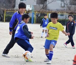3サッカー (2)
