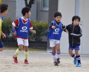 3サッカーショウキ