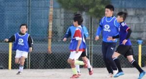 3サッカー